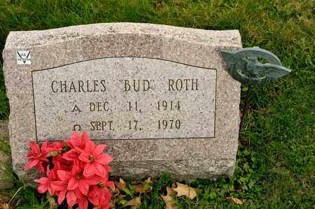 ROTH, CHARLES - Richland County, Ohio | CHARLES ROTH - Ohio Gravestone Photos