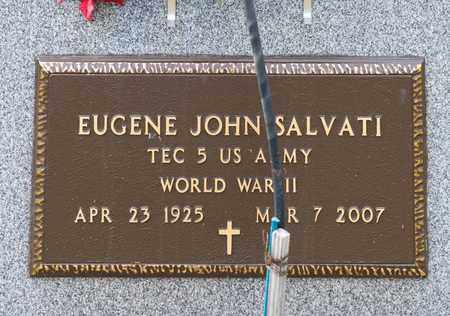 SALVATI, EUGENE JOHN - Richland County, Ohio | EUGENE JOHN SALVATI - Ohio Gravestone Photos