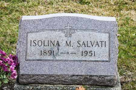 SALVATI, ISOLINA M - Richland County, Ohio | ISOLINA M SALVATI - Ohio Gravestone Photos