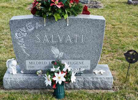 SALVATI, EUGENE - Richland County, Ohio | EUGENE SALVATI - Ohio Gravestone Photos