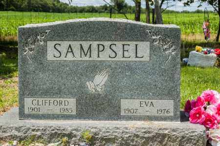 SAMPSEL, CLIFFORD - Richland County, Ohio | CLIFFORD SAMPSEL - Ohio Gravestone Photos