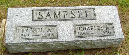 SAMPSEL, RACHEL A. - Richland County, Ohio | RACHEL A. SAMPSEL - Ohio Gravestone Photos