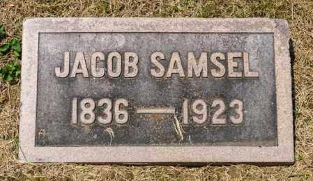 SAMSEL, JACOB - Richland County, Ohio | JACOB SAMSEL - Ohio Gravestone Photos