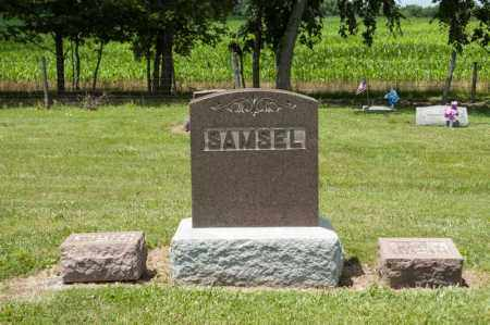 SAMSEL, WALTER H - Richland County, Ohio | WALTER H SAMSEL - Ohio Gravestone Photos