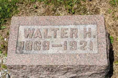 SAMSEL, WALTER H - Richland County, Ohio | WALTER H SAMSEL - Ohio Gravestone Photos