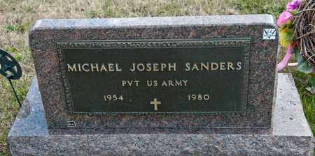 SANDERS, MICHAEL JOSEPH - Richland County, Ohio | MICHAEL JOSEPH SANDERS - Ohio Gravestone Photos