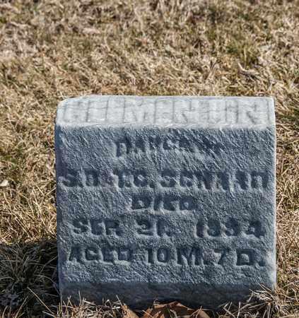 SCHAAD, CLEMENTINE - Richland County, Ohio | CLEMENTINE SCHAAD - Ohio Gravestone Photos