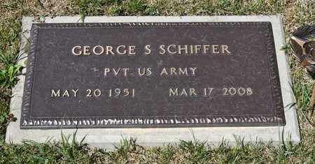 SCHIFFER, GEORGE S - Richland County, Ohio | GEORGE S SCHIFFER - Ohio Gravestone Photos