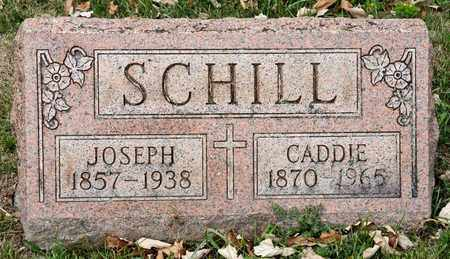 SCHILL, CADDIE - Richland County, Ohio | CADDIE SCHILL - Ohio Gravestone Photos