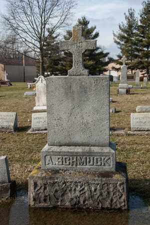 SCHMUCK, A - Richland County, Ohio | A SCHMUCK - Ohio Gravestone Photos
