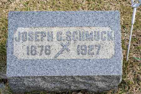 SCHMUCK, JOSEPH C - Richland County, Ohio | JOSEPH C SCHMUCK - Ohio Gravestone Photos