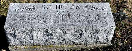 SCHRECK, CARRIE L - Richland County, Ohio | CARRIE L SCHRECK - Ohio Gravestone Photos