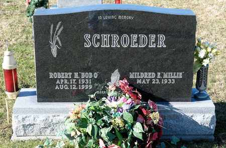 SCHROEDER, ROBERT H - Richland County, Ohio | ROBERT H SCHROEDER - Ohio Gravestone Photos