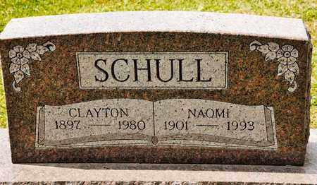 SCHULL, CLAYTON - Richland County, Ohio | CLAYTON SCHULL - Ohio Gravestone Photos