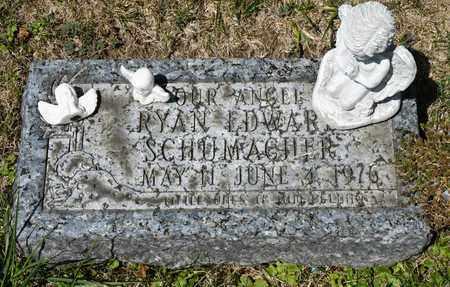SCHUMACHER, RYAN EDWARD - Richland County, Ohio | RYAN EDWARD SCHUMACHER - Ohio Gravestone Photos
