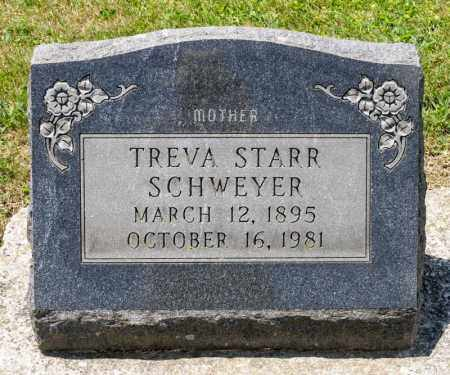 SCHWEYER, TREVA - Richland County, Ohio | TREVA SCHWEYER - Ohio Gravestone Photos