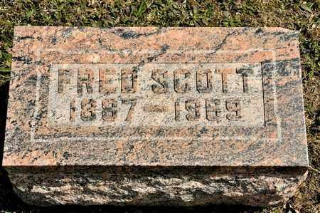 SCOTT, FRED - Richland County, Ohio | FRED SCOTT - Ohio Gravestone Photos