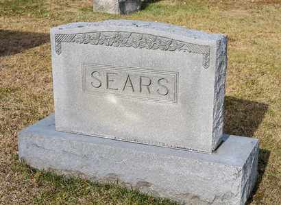 SEARS, SCHUYLER E - Richland County, Ohio | SCHUYLER E SEARS - Ohio Gravestone Photos