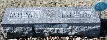 SEATON, ERVIN J - Richland County, Ohio | ERVIN J SEATON - Ohio Gravestone Photos