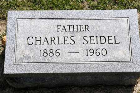 SEIDEL, CHARLES - Richland County, Ohio | CHARLES SEIDEL - Ohio Gravestone Photos