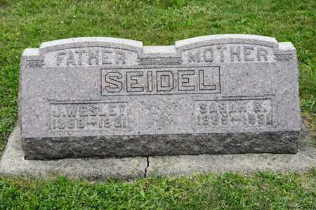SEIDEL, J WESLEY - Richland County, Ohio | J WESLEY SEIDEL - Ohio Gravestone Photos