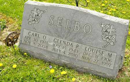SELBO, GLENDA R - Richland County, Ohio | GLENDA R SELBO - Ohio Gravestone Photos