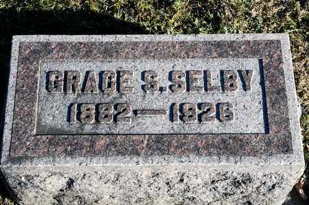 SELBY, GRACE S - Richland County, Ohio | GRACE S SELBY - Ohio Gravestone Photos