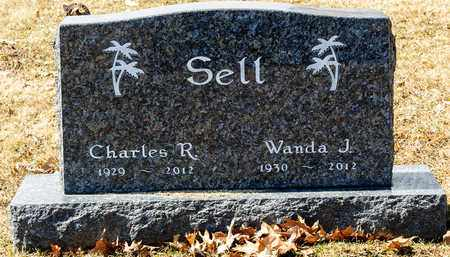 SELL, WANDA J - Richland County, Ohio | WANDA J SELL - Ohio Gravestone Photos