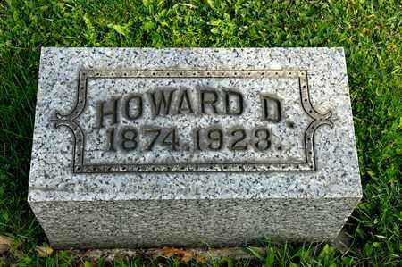 SELTZER, HOWARD D - Richland County, Ohio | HOWARD D SELTZER - Ohio Gravestone Photos