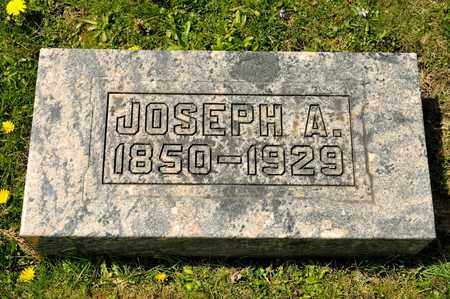 SELTZER, JOSEPH A - Richland County, Ohio | JOSEPH A SELTZER - Ohio Gravestone Photos