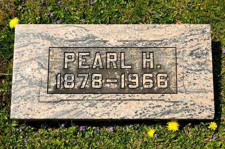 SELTZER, PEARL H - Richland County, Ohio | PEARL H SELTZER - Ohio Gravestone Photos