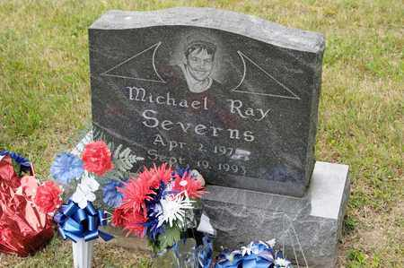 SEVERN, MICHAEL RAY - Richland County, Ohio | MICHAEL RAY SEVERN - Ohio Gravestone Photos