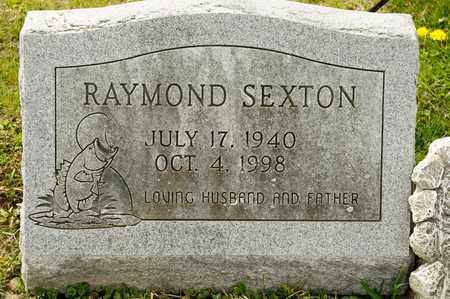 SEXTON, RAYMOND - Richland County, Ohio | RAYMOND SEXTON - Ohio Gravestone Photos