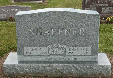 SHAFFNER, MAE WILMA - Richland County, Ohio | MAE WILMA SHAFFNER - Ohio Gravestone Photos