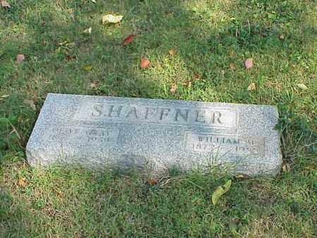 SHAFFNER, WILLIAM M. - Richland County, Ohio | WILLIAM M. SHAFFNER - Ohio Gravestone Photos