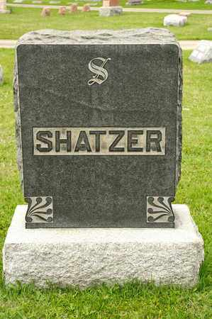 SHATZER, MARY N - Richland County, Ohio | MARY N SHATZER - Ohio Gravestone Photos