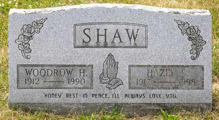 SHAW, HAZEL P - Richland County, Ohio | HAZEL P SHAW - Ohio Gravestone Photos