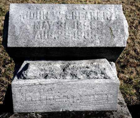 SHEARER, JOHN W - Richland County, Ohio | JOHN W SHEARER - Ohio Gravestone Photos