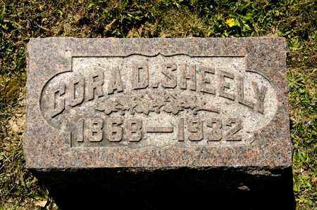 SHEELY, CORA D - Richland County, Ohio | CORA D SHEELY - Ohio Gravestone Photos