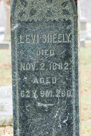 SHEELY, LEVI - Richland County, Ohio | LEVI SHEELY - Ohio Gravestone Photos