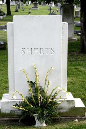 SHEETS, LIDA M - Richland County, Ohio | LIDA M SHEETS - Ohio Gravestone Photos