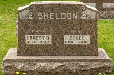 SHELDON, ETHEL - Richland County, Ohio | ETHEL SHELDON - Ohio Gravestone Photos