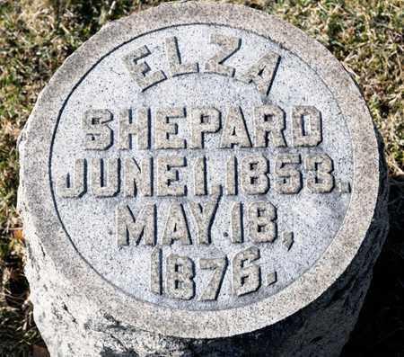 SHEPARD, ELZA - Richland County, Ohio | ELZA SHEPARD - Ohio Gravestone Photos