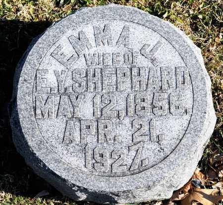 SHEPARD, EMMA J - Richland County, Ohio | EMMA J SHEPARD - Ohio Gravestone Photos