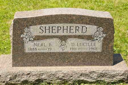 SHEPHERD, D LUCILLE - Richland County, Ohio | D LUCILLE SHEPHERD - Ohio Gravestone Photos