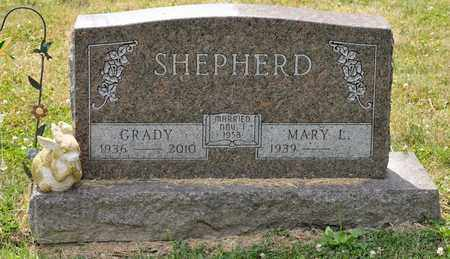 SHEPHERD, GRADY - Richland County, Ohio | GRADY SHEPHERD - Ohio Gravestone Photos