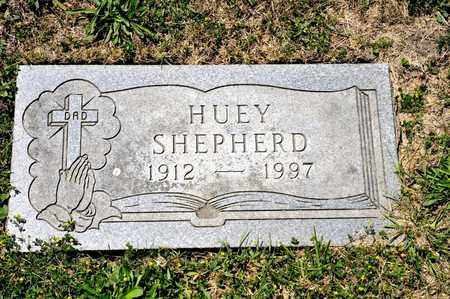 SHEPHERD, HUEY - Richland County, Ohio | HUEY SHEPHERD - Ohio Gravestone Photos