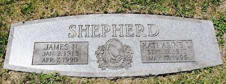 SHEPHERD, KATHARINE L - Richland County, Ohio | KATHARINE L SHEPHERD - Ohio Gravestone Photos