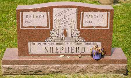 SHEPHERD, NANCY A - Richland County, Ohio | NANCY A SHEPHERD - Ohio Gravestone Photos