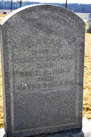 SHEPPARD, SARAH - Richland County, Ohio | SARAH SHEPPARD - Ohio Gravestone Photos